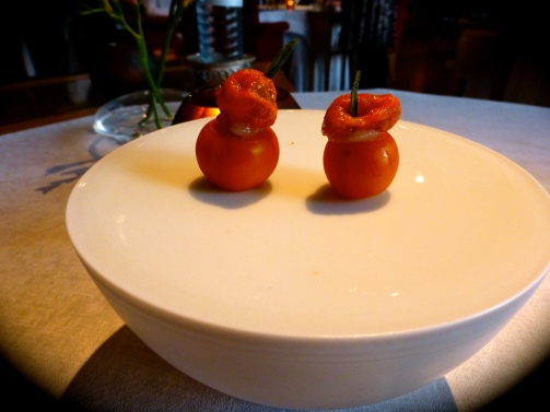 small pre-hors d'oeuvres