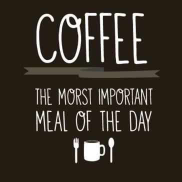 coffee the most important